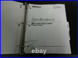Caterpillar CAT 955 Track Type Loader Service Manual