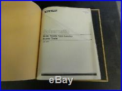 Caterpillar CAT 963C Track Type Loader Service Manual 2DS1-Up