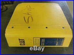 Caterpillar CAT 963C Track Type Loader Service Manual BBD1-Up