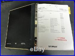Caterpillar CAT 970F Wheel Loader Service Repair Manual 7PL 7SK 9JK