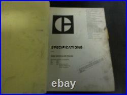 Caterpillar CAT 977K 977L Track Type Loaders Repair Service Manual