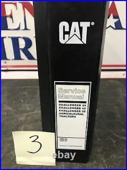 Caterpillar CAT Challenger 35 45 55 Challenger Service Manual SENR8300