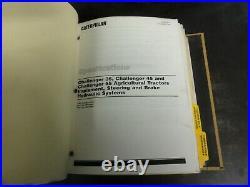 Caterpillar CAT Challenger 35 Challenger 45 Challenger 55 Service Manual