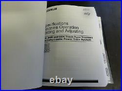 Caterpillar CAT D3K D4K D5K Track Type Tractors Repair Service Manual
