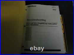 Caterpillar CAT D3K D4K D5K Track Type Tractors Service Manual