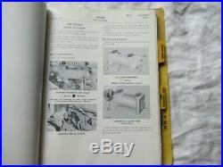 Caterpillar CAT D6 D 6 tractor repair shop service manual