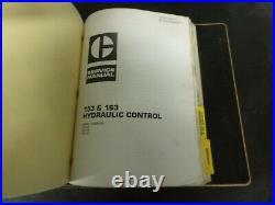 Caterpillar CAT D6D Tractor Service Manual