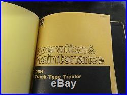 Caterpillar CAT D6H Tractor Repair Service Manual