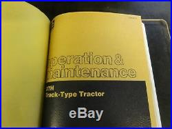 Caterpillar CAT D7H Tractor Repair Service Manual
