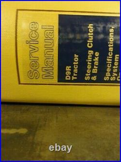 Caterpillar CAT D9R Tractor Repair Service Manual