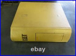 Caterpillar CAT E110B Excavator Service Repair Manual 8MF