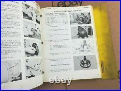 Caterpillar CAT Shop Service Manual Track Type Loader Manual 931 D3 10N 78U