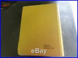 Caterpillar CAT TH220B TH330B TH340B Telehandler Repair Service Manual