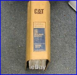 Caterpillar Cat 236 246 248 Skid Steer Loaders Service Manual 4YZ 5SZ 6LZ