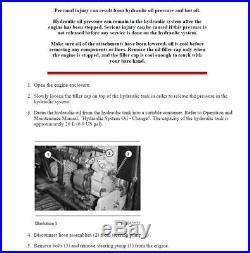 Caterpillar Cat 259b3 Compact Track Loader Yyz Service And Repair Manual