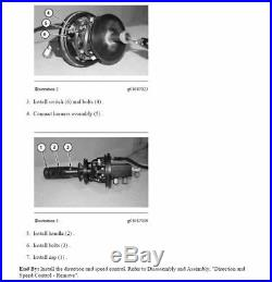 Caterpillar Cat 267b Multi Terrain Loader Cyc Service And Repair Manual