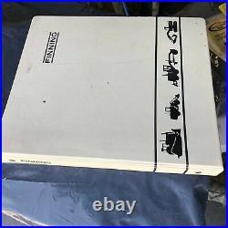 Caterpillar Cat 3116 3114 Diesel Engine Service Manual S/n 1zg 2wg 4pg 5ef 6kf