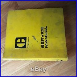 Caterpillar Cat 3208 Diesel Marine Industrial Engine Service Manual S/n 75v 90n