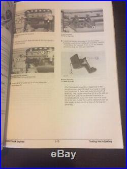 Caterpillar Cat 3306C Diesel Truck Engine Shop Service Repair Manual 7RJ1-Up