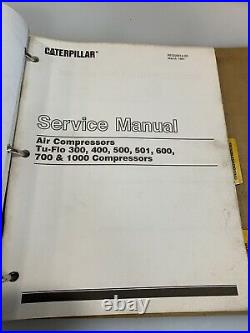 Caterpillar Cat 3406C Diesel Truck Engine Shop Service Repair Manual 8PN1-Up