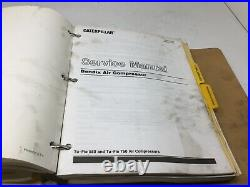 Caterpillar Cat 3406E Diesel Truck Engine Shop Service Repair Manual 5DS1 1LW1