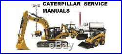 Caterpillar Cat 3406e Truck Engine 5ek Service And Repair Manual