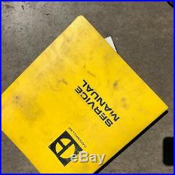 Caterpillar Cat 3408 Diesel Truck Engine Service Manual S/n