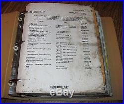 Caterpillar Cat 768B Tractor 769B Truck & 1693 Dsl Engine Service Repair Manuals