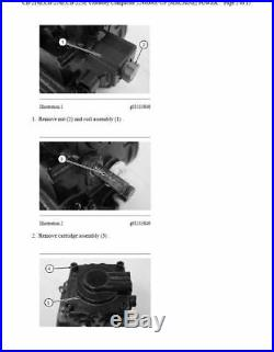 Caterpillar Cat 966g II Wheel Loader Anz Service And Repair Manual