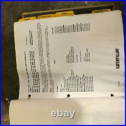 Caterpillar Cat Backhoe Loader Service Manual 416d 420d 430d 438d 424d 428d 438d