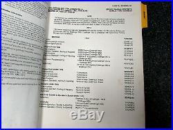 Caterpillar Cat Challenger 65D 75D 85D Agricultural Tractors Service Manual