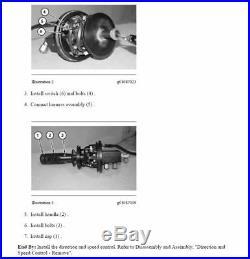 Caterpillar Cat D2 Track-type Tractor 04u Service And Repair Manual