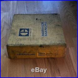Caterpillar Cat Forklift V160b Thru V300b V180 250 225 Service Manual