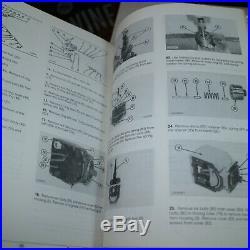 Caterpillar Challenger 65 Crawler Tractor Service Manual repair shop operation