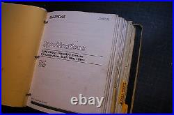 Caterpillar Challenger 65 Farm Tractor Service Manual repair agco shop owner OEM