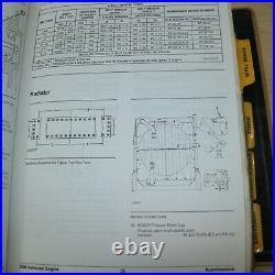 Caterpillar Challenger 65B 75 Tractor Service Manual operator repair owner shop