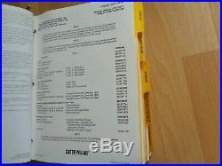 Caterpillar Challenger 65E 75E 85E 95E Tractor service manual 6GS 6HS 6JS 6KS