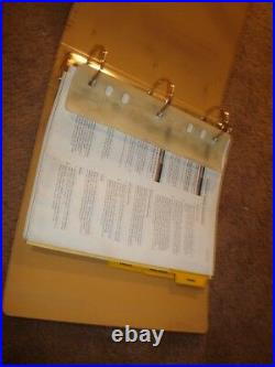 Caterpillar Challenger 65e-95e Service Manual W206a