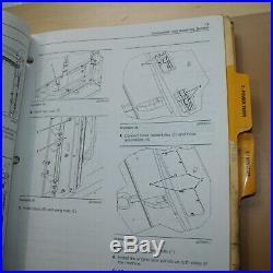Caterpillar Challenger MT835 MT845 MT855 MT865 Tractor Repair Service Manual CAT