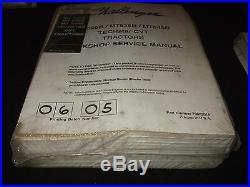 Caterpillar Challenger Mt525b Mt535b Mt545b Cvt Tractor Service Repair Manual