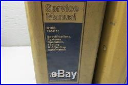 Caterpillar D10R Service Manual 3KR1-UP