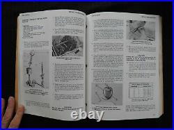 Caterpillar D379 D398 D399 Industrial & Marine Diesel Engine Service Manual Nice