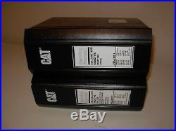 Caterpillar D3K2 D4K2 D5K2 Tractor Service Manual, 2 vol set, s/n #'s listed