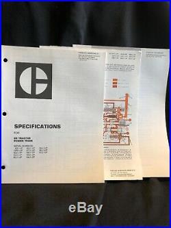 Caterpillar D5 Tractor Service Manual 6R 12R 50J 54J 67J 68J 93J 94J 95J 96J 97J
