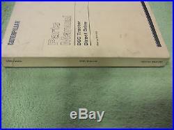 Caterpillar D6C 99J1-99J1753 CAT Parts Manual Service Book