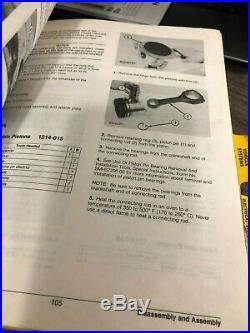 Caterpillar D6H & D6H Series II Tractors Service Manual