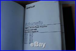 Caterpillar D6r Series 3 III Tractor Crawler Dozer Service Shop Repair Manual