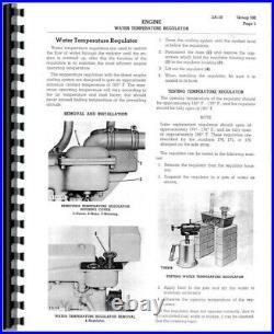 Caterpillar D7 Crawler Service Repair Manual SN 17A1 Up