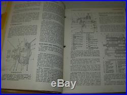 Caterpillar D7 D7F Tractor Service Manual, 91E, 92E, 93N, 94N, REG00691