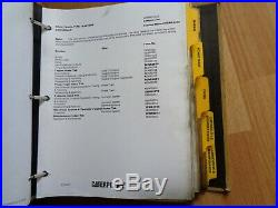 Caterpillar D7G2 track type tractor factory service manual C7G1000 up OEM